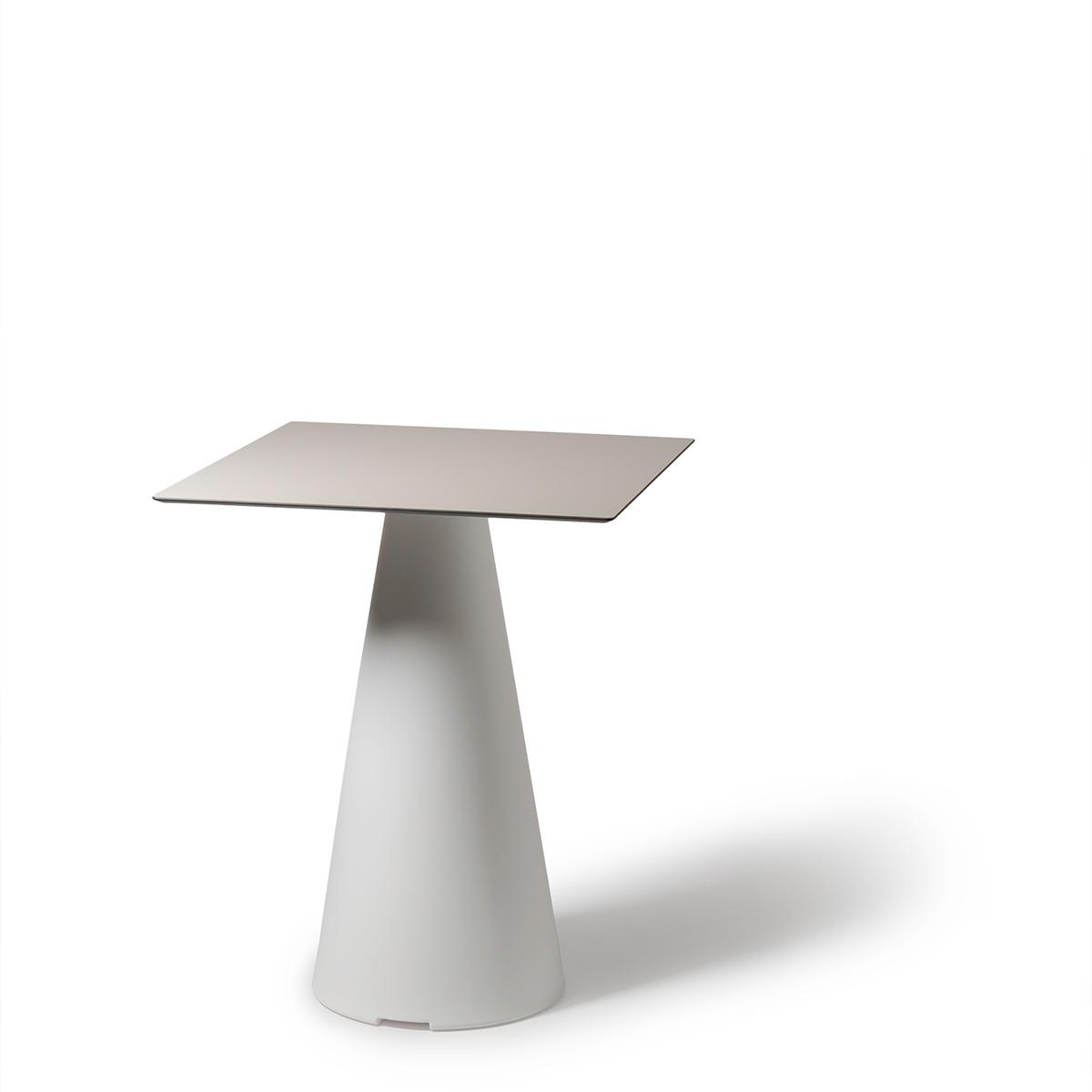 Tavolo Tiffany Con Piano Hpl Lyxo