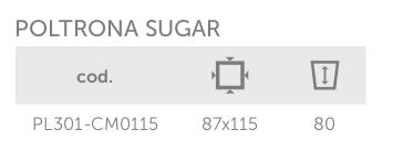 poltrona sugar